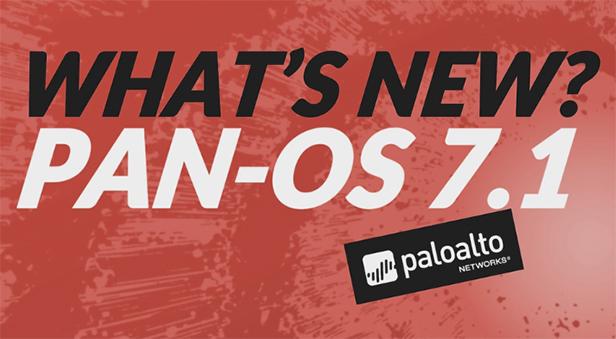 PAN-OS 7.1