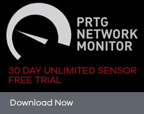 PRTG Network Monitor - Krome Technologies