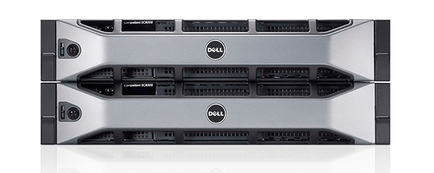 Dell EMC SC Series Compellent Storage