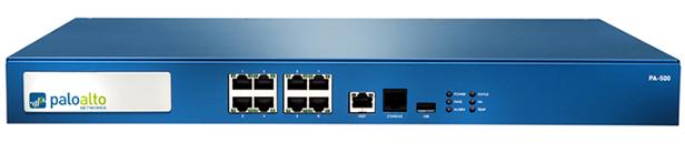 Pall Alto Networks PA500