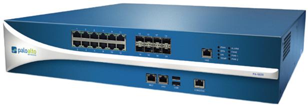 Palo Alto Networks PA5000