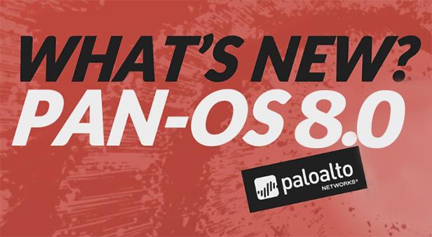 PAN-OS 8.0