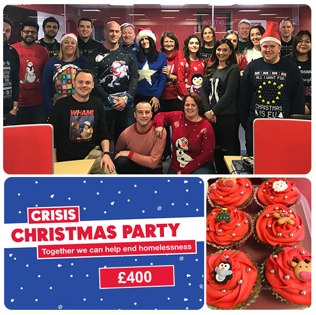 Crisis Christmas Party