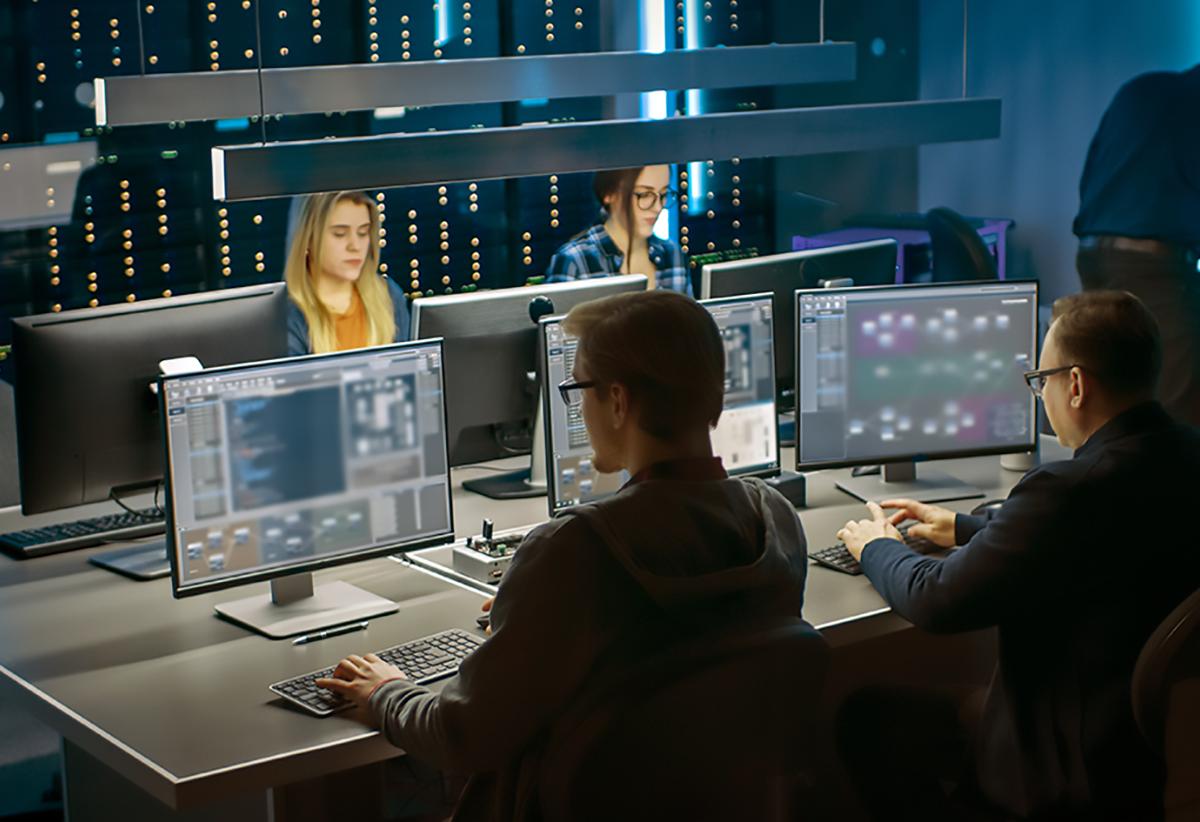 PRTG Enterprise Monitoring