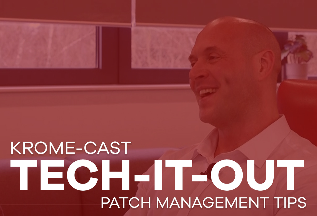 Patch Management Tips