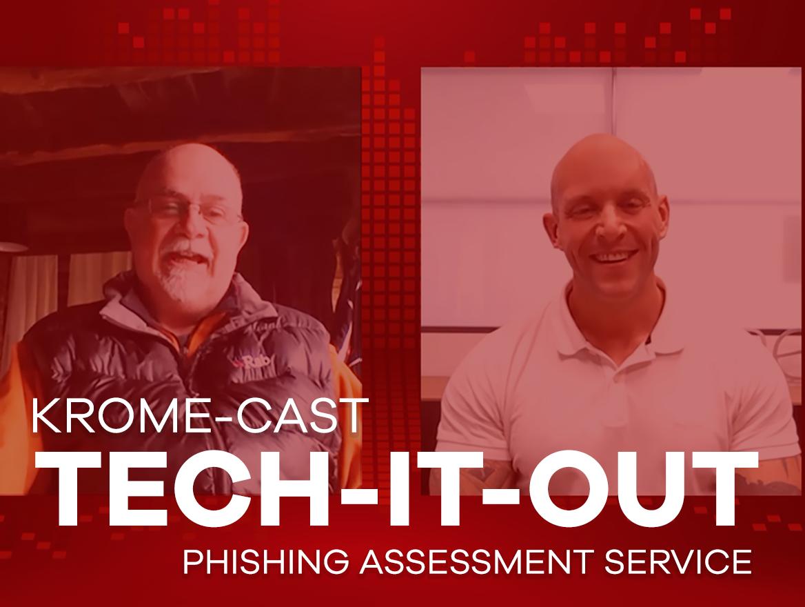 Podcast Phishing Training